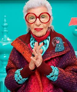 Iris Apfel Debuts New Jewelry Collection InStyle com