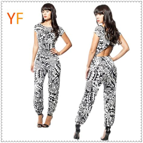 s dress jumpsuits fashion 2015 rompers womens jumpsuit print