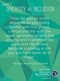 diversity  inclusion quotes quotesgram