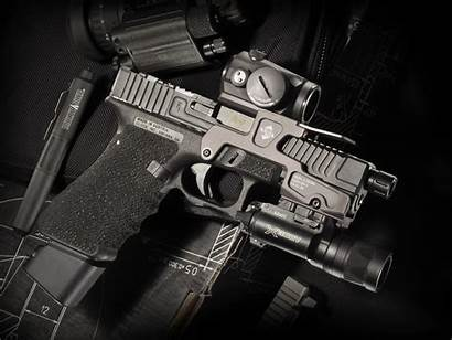 Glock Gun 4k Weapon Self Wallpapers Loading