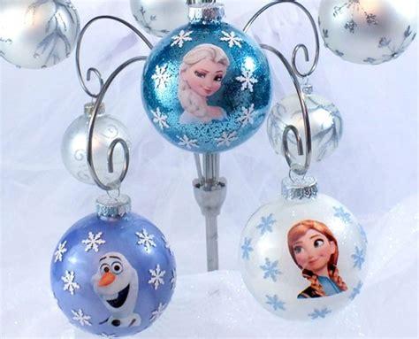 frozen christmas decorations 25 super creative diy ornaments pretty my party