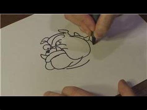 draw animals   draw  bulldog mascot youtube