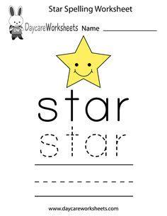 10 Preschool Spelling Worksheets ideas | spelling ...