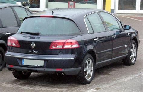 File Renault Vel Satis Phase Ii Heck Jpg Wikimedia Commons