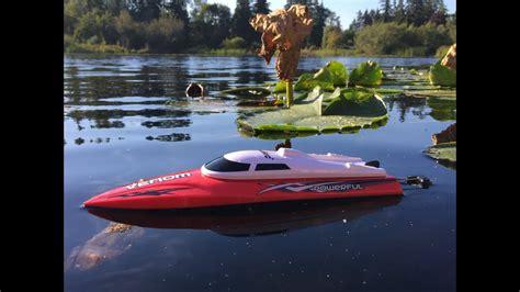 Venom Boat by Udi 001 Venom Rc Boat Forbes Lake