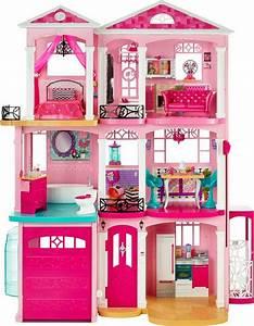 Puppenhaus Für Barbie : mattel puppenhaus barbie traumvilla kaufen otto ~ A.2002-acura-tl-radio.info Haus und Dekorationen