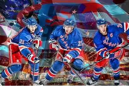 Rangers York Ny Ryan Hockey Derek Wallpapers