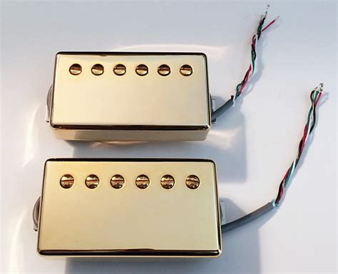 gibson 57 classic humbucker with 4 conductor wiring reverb
