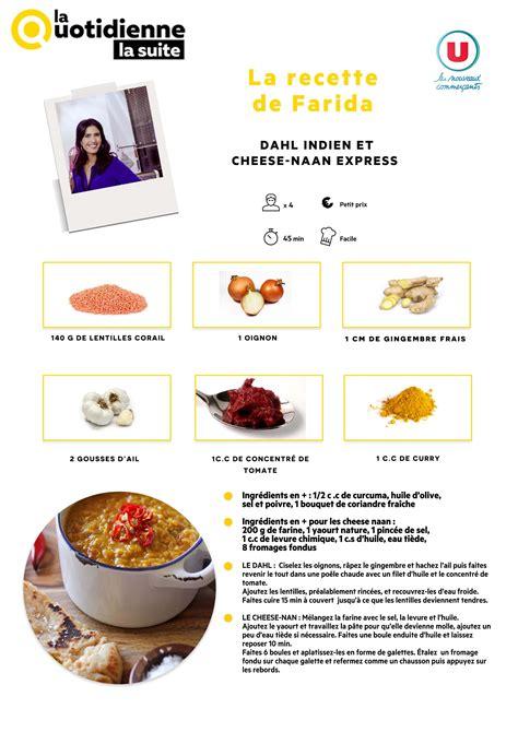 recette cuisine quotidienne les recettes la quotidienne la suite 5