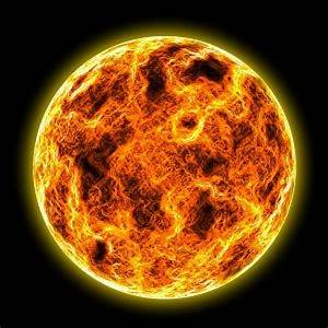 Fire War Planets Planet - Pics about space