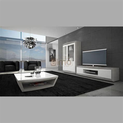 canapes rapido ensemble salon meuble télévision vitrine table basse bois