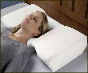 Shoulder pain relief awesome best pillow for back for Best pillow for back pain side sleeper