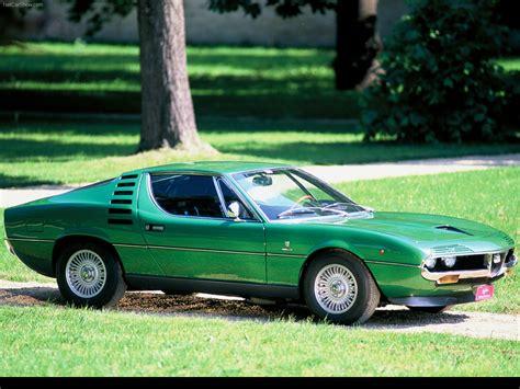 Alfa Romeo Montreal (1970) - picture 2 of 3