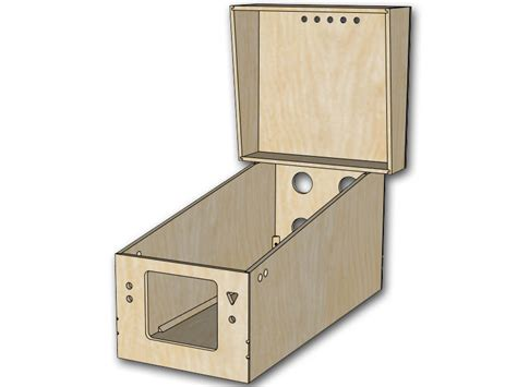 Pinball Cabinet Dimensions by Wpc Style Widebody Pinball Cabinet Unfinished