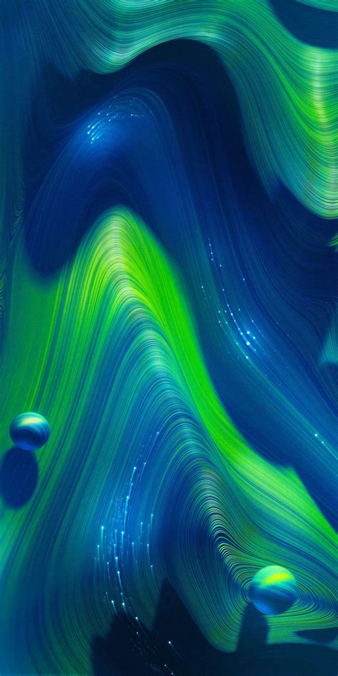 Search free green wallpaper wallpapers on zedge and personalize your phone to suit you. Waves, flow, stream, colorful, blue green, 1080x2160 wallpaper   Cellphone wallpaper, Phone ...