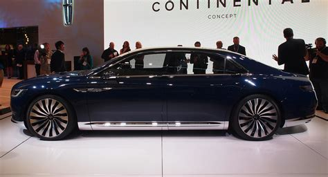 2019 Lincoln Continental Concept  Car Photos Catalog 2018