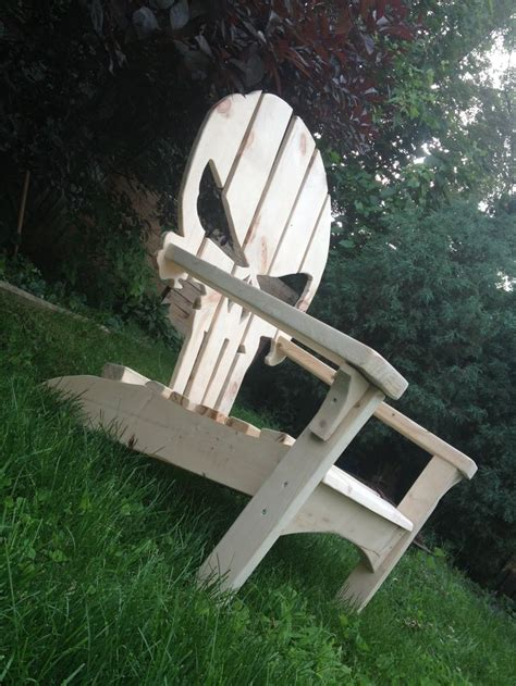 punisher adirondack chair adirondack chairs we have made