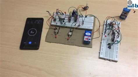 Electronics Devices Circuits Project Youtube