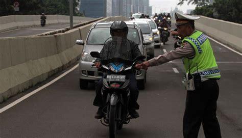 alasan sepeda motor dilarang masuk ke jlnt casablanca