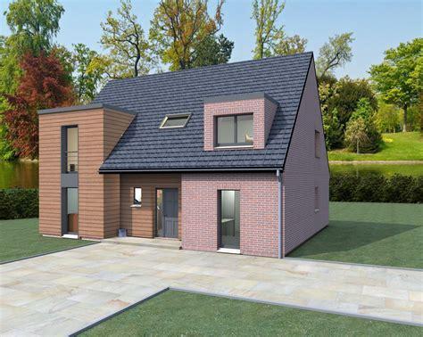 maison de petit maison construction villeurbanne design