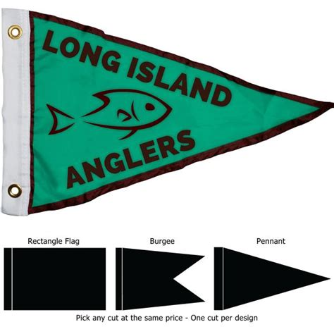 Personalized Boat Flags by 23 Best Custom Flags With Your Company Logo Images On