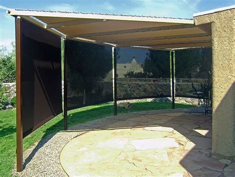 wind block for patio santa fe awning albuquerque awning las cruces awning patio covers