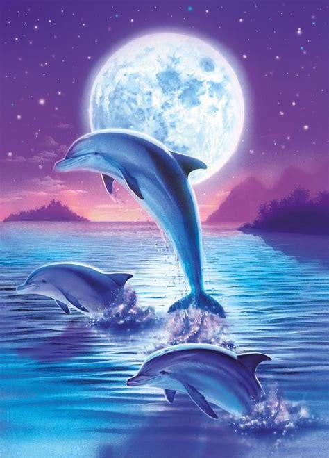 ravensburger delfine bilder delphine delfin malen