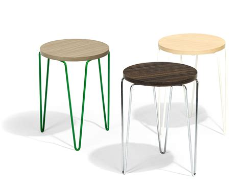 table florence knoll florence knoll hairpin stacking table hivemodern