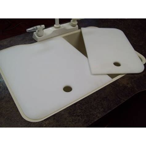 rv kitchen sink covers 19 x 25 60 40 kitchen sink covers creme american 5034