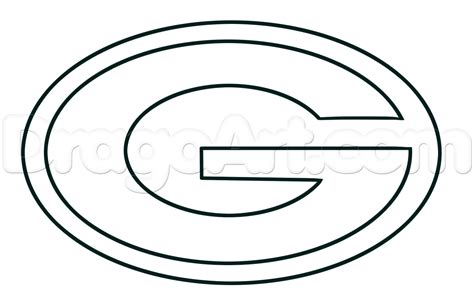 green bay packers coloring pages how to draw the green bay packers step by step sports