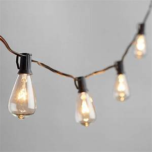 Edison-Style String Lights World Market