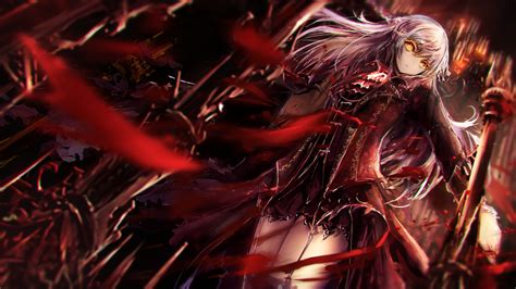 Anime Wallpaper 3840x2160 - 3840x2160 anime worm view dress sword