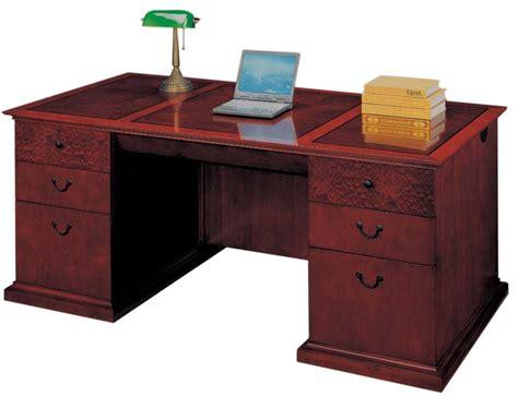 DMI Office Furniture DMi Del Mar 7302-36 Executive Pedestal Desk