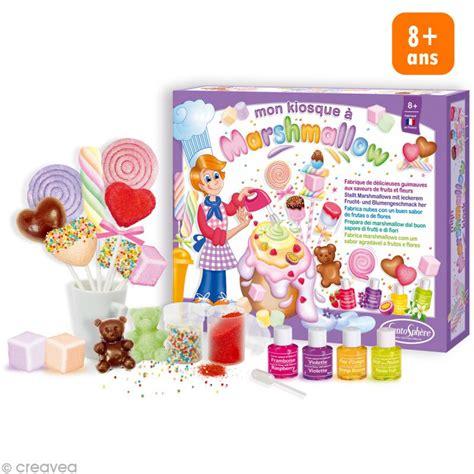 kit cuisine enfants kit cuisine mon kiosque à marshmallow jeux créatifs de 6