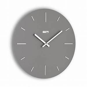 Horloge Murale Moderne : horloge murale stratos de design moderne ~ Teatrodelosmanantiales.com Idées de Décoration