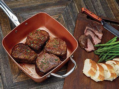 steak   copper chef pan recipes copper chef copperchef cookware recipes steak