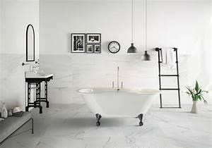 Objet Deco Salle De Bain : salle de bains 15 sols qui font la diff rence elle ~ Teatrodelosmanantiales.com Idées de Décoration