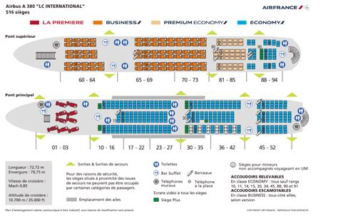 air re configuration des a380 en vue air info