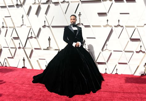Why Billy Porter Wore Gown The Oscars Time