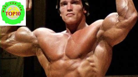 World Top 10 Most Popular Bodybuilders Ever Youtube