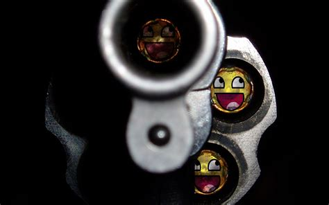 Animated Gun Wallpaper - guns smiley smiley awesome wallpapers