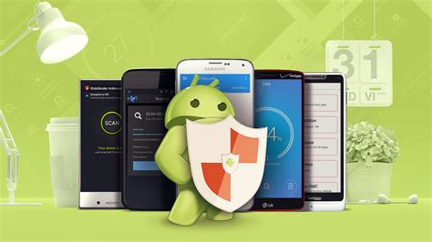 Top Free Antivirus Apps For Android  Android Central