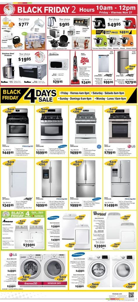 Curacao Black Friday Ad 2015