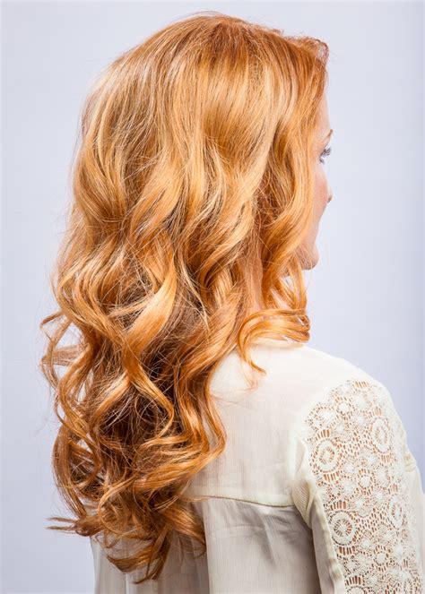 Strawberry Hair Color by 34 Strawberry Hair Color Styles Variations