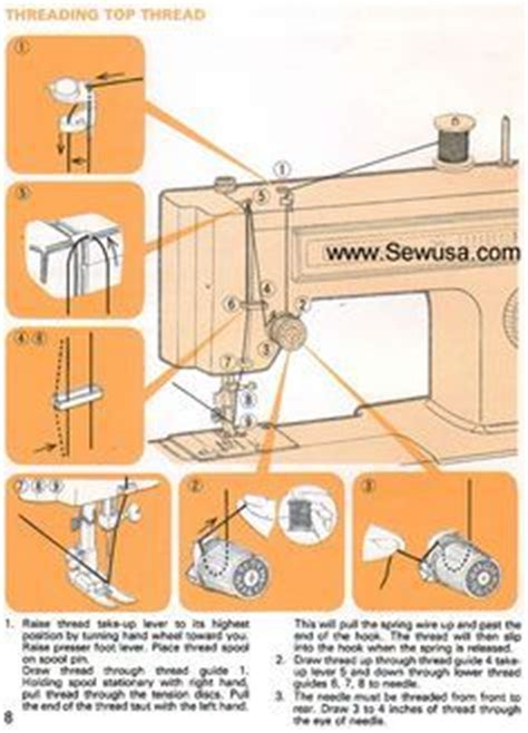 Owner Manual For Kenmore Sewing Machine Help