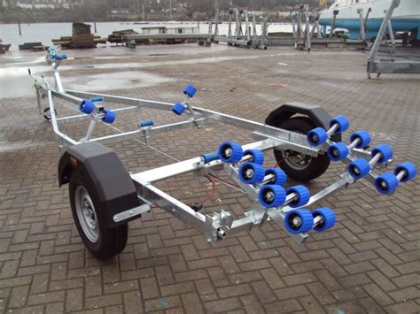 Boat Trailer Parts Plymouth by 1100 Kg Roller Trailer Plymouth Boat Sales