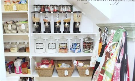 Kitchen Pantry Makeover  Classy Clutter