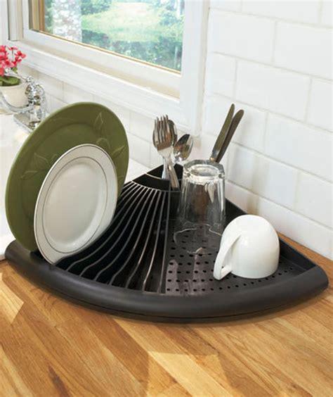 creative dish drainers  modern dish racks