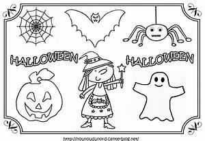 Dessin D Halloween Facile : coloriage personnages halloween facile dessin gratuit ~ Dallasstarsshop.com Idées de Décoration