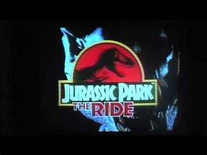 Jurassic Park the Ride Commercial - YouTube